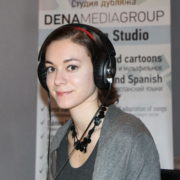voice over english talent