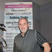 dubbing english actor