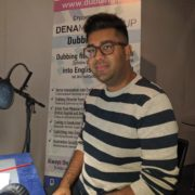 voice over english